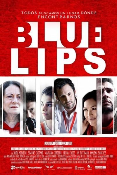 Caratula, cartel, poster o portada de Blue Lips