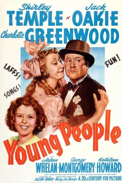 Caratula, cartel, poster o portada de Young People