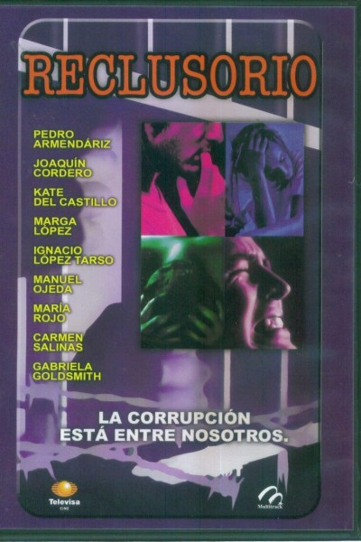 Caratula, cartel, poster o portada de Reclusorio