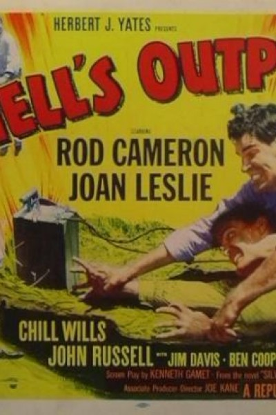Caratula, cartel, poster o portada de Hell\'s Outpost