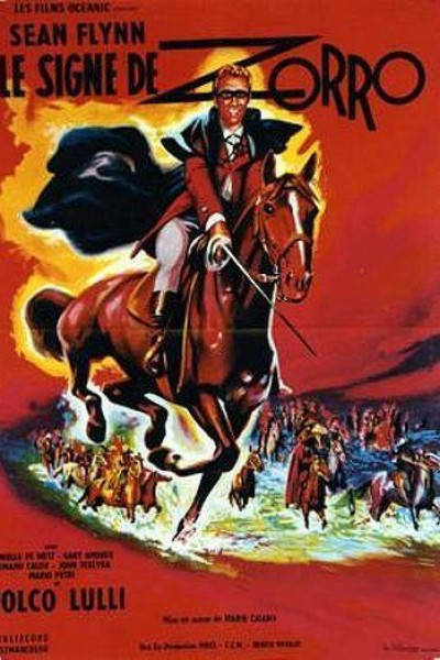 Caratula, cartel, poster o portada de El capitán intrépido