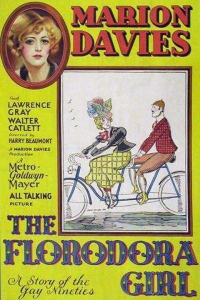 Caratula, cartel, poster o portada de The Florodora Girl