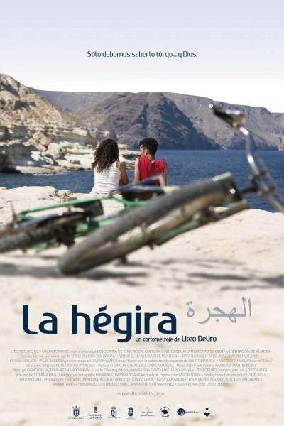 Caratula, cartel, poster o portada de La hégira