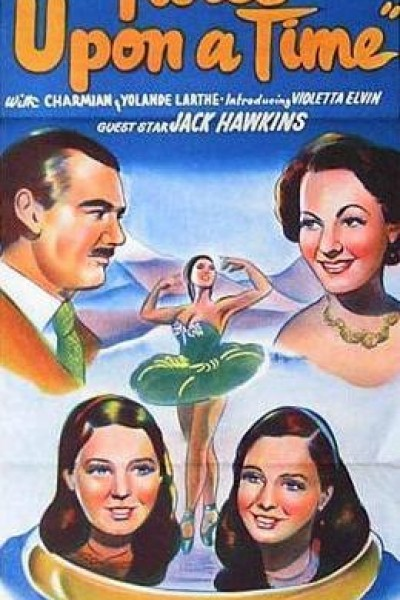 Caratula, cartel, poster o portada de Twice Upon a Time