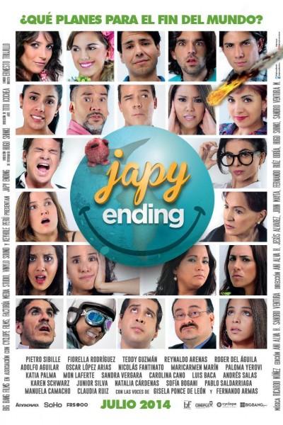 Caratula, cartel, poster o portada de Japy Ending