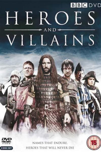 Caratula, cartel, poster o portada de Héroes y villanos