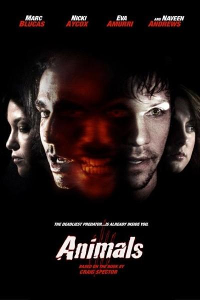 Caratula, cartel, poster o portada de Animals