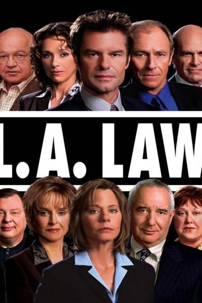 Caratula, cartel, poster o portada de L.A. Law: The Movie