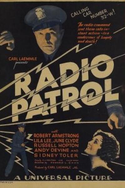 Caratula, cartel, poster o portada de Radio Patrol