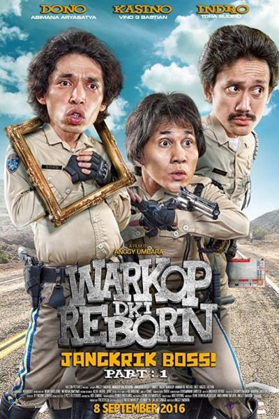 Caratula, cartel, poster o portada de Warkop DKI Reborn: Jangkrik Boss Part 1