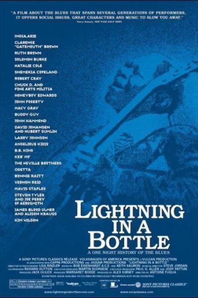 Caratula, cartel, poster o portada de Lightning In A Bottle