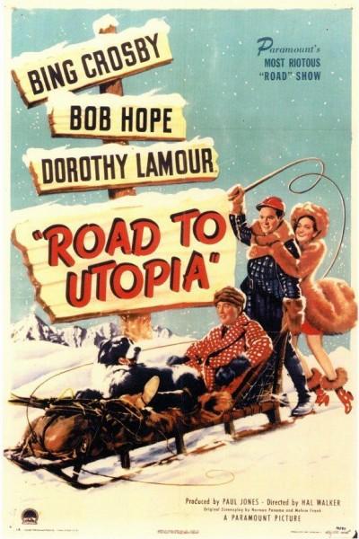 Caratula, cartel, poster o portada de Road to Utopia