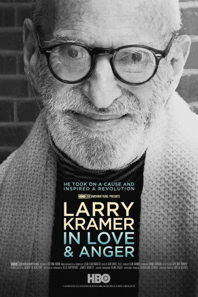 Caratula, cartel, poster o portada de Larry Kramer In Love and Anger
