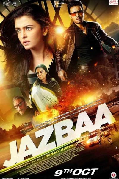 Caratula, cartel, poster o portada de Jazbaa