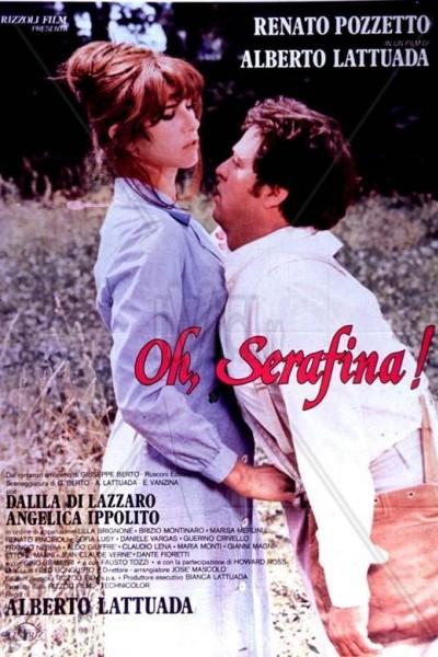 Caratula, cartel, poster o portada de Oh, Serafina!