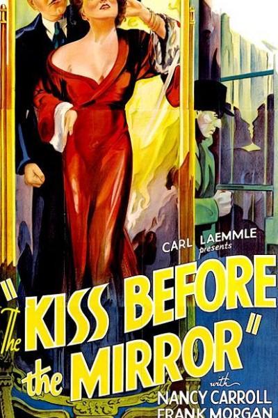 Caratula, cartel, poster o portada de Un beso ante el espejo