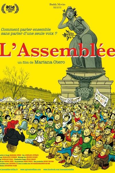 Caratula, cartel, poster o portada de L\'Assemblée