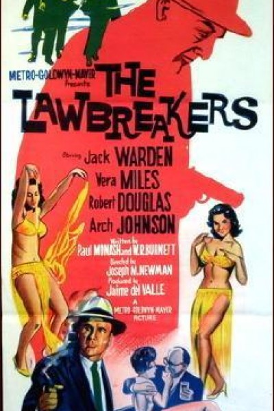 Caratula, cartel, poster o portada de The Lawbreakers