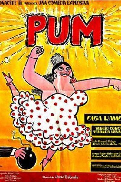 Caratula, cartel, poster o portada de ¡Pum!