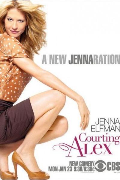 Caratula, cartel, poster o portada de Courting Alex