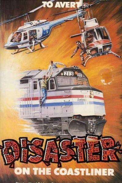 Caratula, cartel, poster o portada de Desastre en el tren de la costa