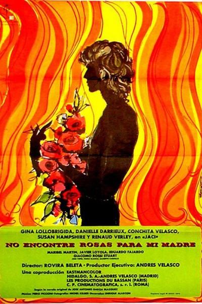 Caratula, cartel, poster o portada de No encontré rosas para mi madre