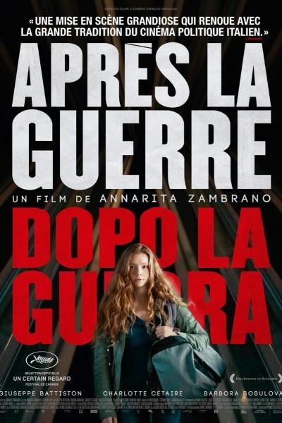 Caratula, cartel, poster o portada de Después de la guerra
