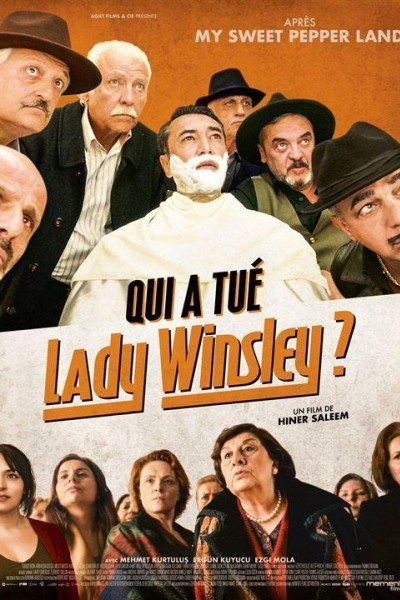 Caratula, cartel, poster o portada de Who Killed Lady Winsley