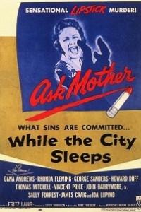 Caratula, cartel, poster o portada de Mientras Nueva York duerme