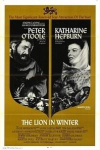 Caratula, cartel, poster o portada de El león en invierno