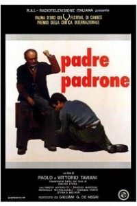 Caratula, cartel, poster o portada de Padre Patrón (Padre padrone)