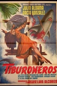 Caratula, cartel, poster o portada de Tiburoneros