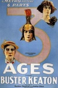 Caratula, cartel, poster o portada de Las tres edades