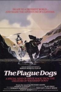 Caratula, cartel, poster o portada de Los perros de la plaga