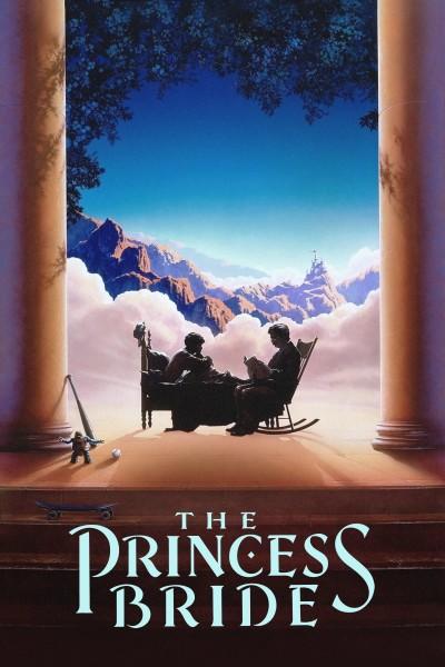 Caratula, cartel, poster o portada de La princesa prometida