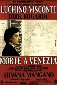 Caratula, cartel, poster o portada de Muerte en Venecia