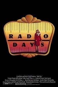 Caratula, cartel, poster o portada de Días de radio