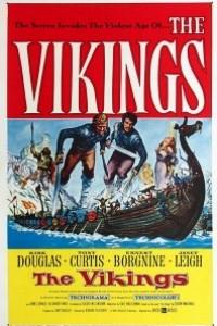 Caratula, cartel, poster o portada de Los vikingos