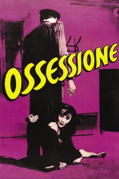 Caratula, cartel, poster o portada de Obsesión (Ossessione)