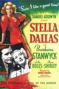 Caratula, cartel, poster o portada de Stella Dallas
