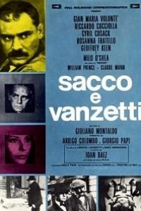 Caratula, cartel, poster o portada de Sacco y Vanzetti