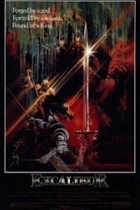 Caratula, cartel, poster o portada de Excalibur