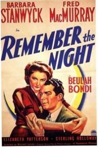 Caratula, cartel, poster o portada de Recuerdo de una noche