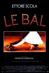 Caratula, cartel, poster o portada de La sala de baile (El baile)