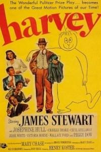Caratula, cartel, poster o portada de El invisible Harvey