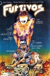 Caratula, cartel, poster o portada de Furtivos
