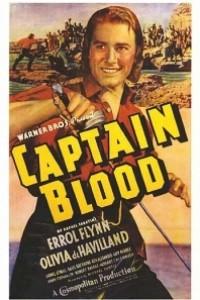 Caratula, cartel, poster o portada de El capitán Blood