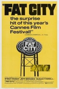 Caratula, cartel, poster o portada de Fat City, ciudad dorada