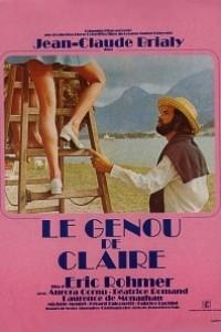 Caratula, cartel, poster o portada de La rodilla de Clara