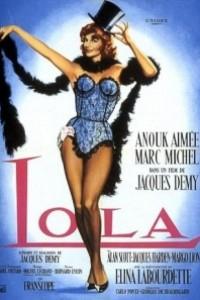 Caratula, cartel, poster o portada de Lola